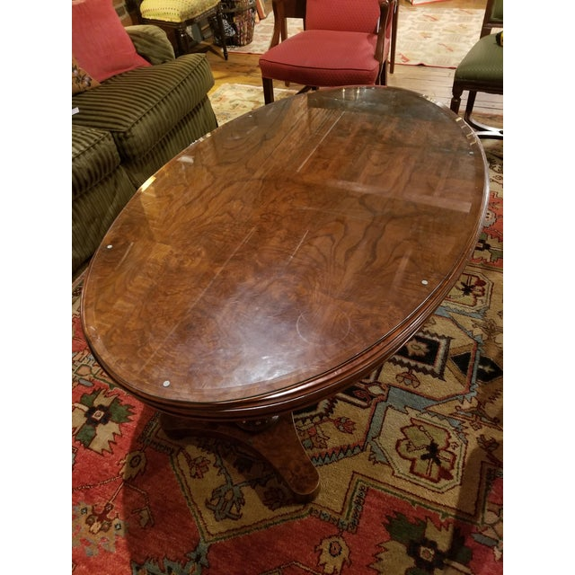 Traditional Francesco Molon Center Table From Waldorf Astoria For Sale - Image 3 of 8