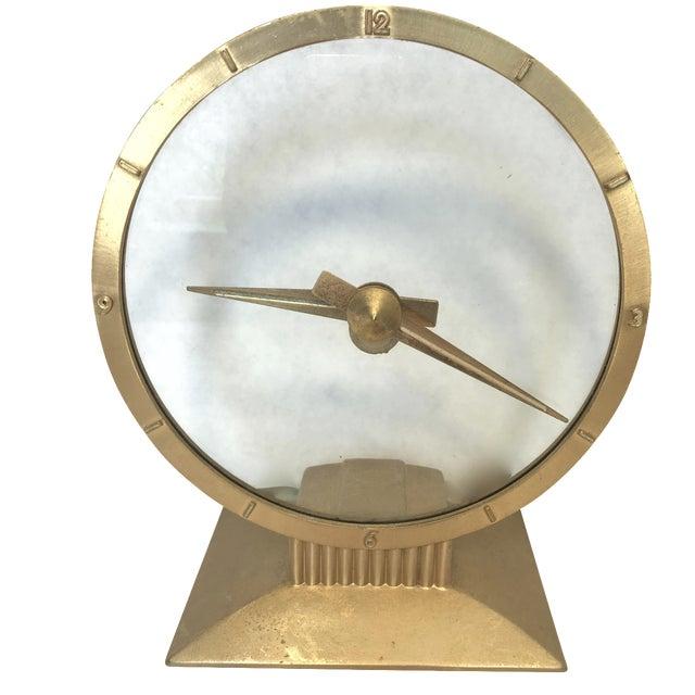 Mid-Century Art Deco Clock - Image 1 of 4