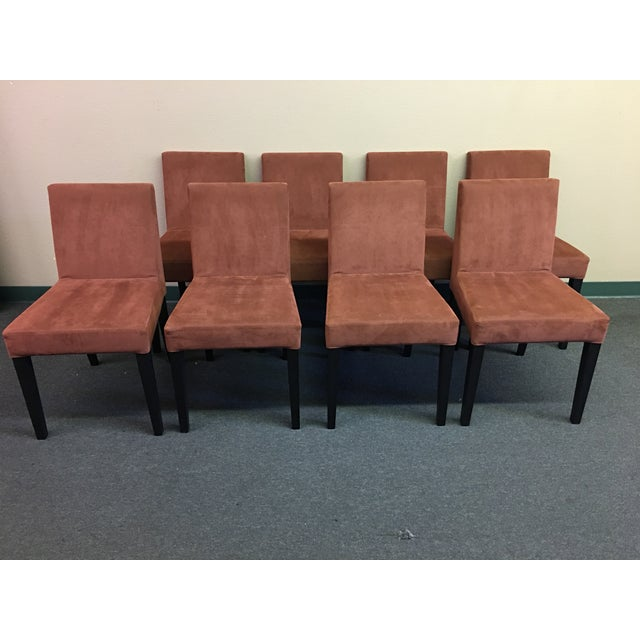 Design Plus Gallery presents a beautiful set of contemporary dining chairs in time for large gatherings. The Ligne Roset...