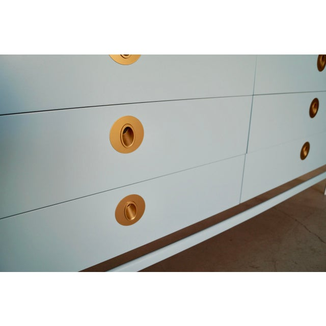 Mid-Century Modern Vista of California Dresser For Sale - Image 12 of 13