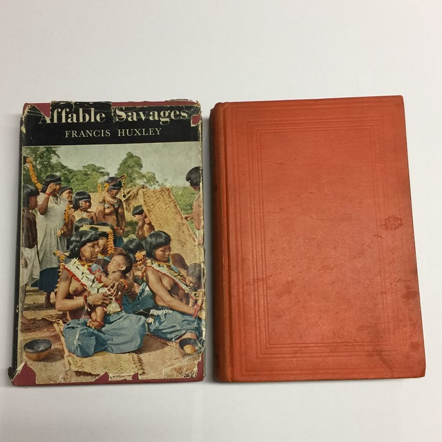 Vintage Travel and Anthropology Books - a Pair For Sale - Image 12 of 12