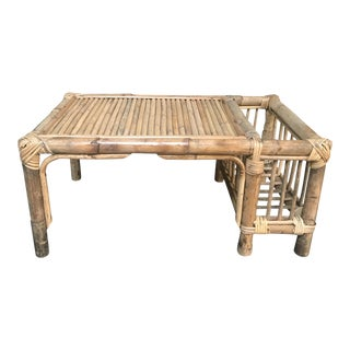 Wicker Bed in Breakfast Tray