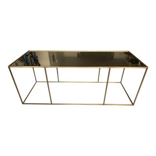 Hollywood Regency Arteriors Othello Coffee Table For Sale