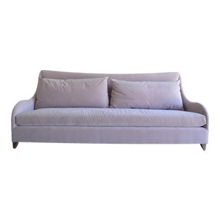 Modern Verellen Juliette Fully Upholstered Sofa For Sale