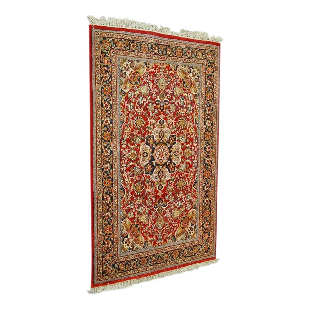 20th Century Isfahan Rug For Sale