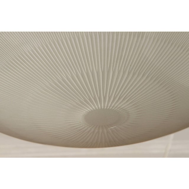 1960s Sergio Mazza 'Sigma' Wall or Ceiling Light for Artemide For Sale - Image 10 of 11
