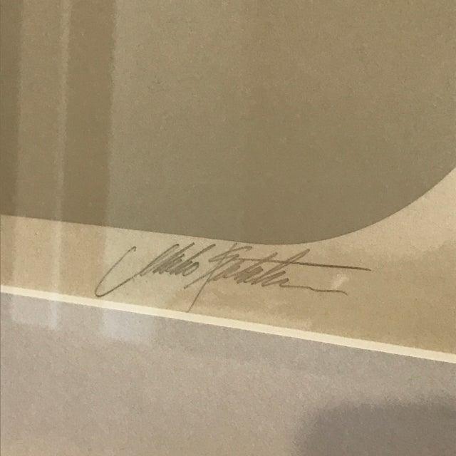 Signed & Framed Serigraph Print by Marko Spalatin For Sale - Image 5 of 7
