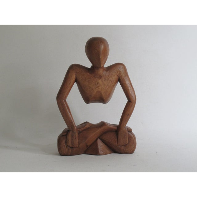 Abstract Female Sculpture - Image 2 of 7
