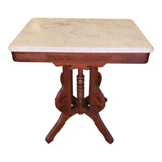 Victorian, Antique Eastlake Style Table For Sale