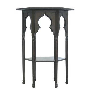 Vintage Moroccan Accent Table