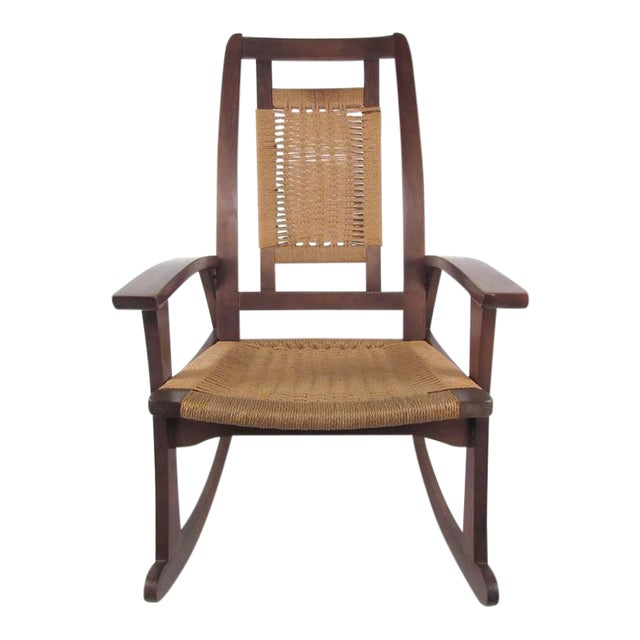 Superb Vintage Rocking Chair Ocoug Best Dining Table And Chair Ideas Images Ocougorg