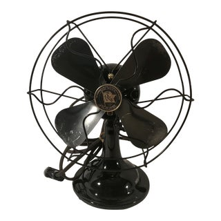 1920s Robbins Meyers Electric Fans