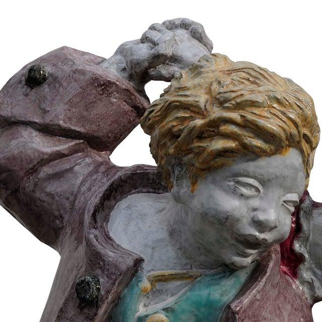 Nymphenburg Porcelain Nymphenburg Porcelain Sculpture Dancing Couple By Josef Wackerle For Sale - Image 4 of 11