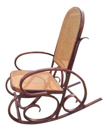 Image of Thonet Rocking Chairs