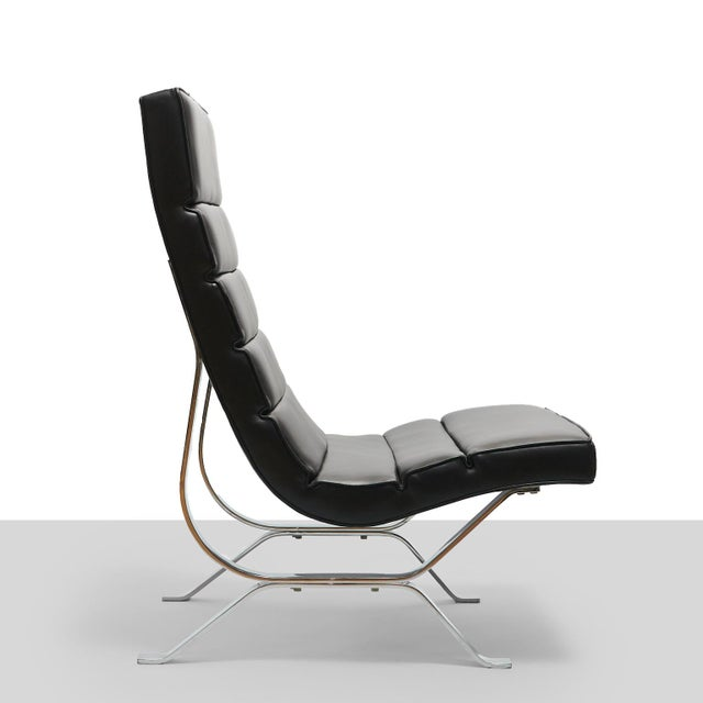 Herman Miller George Nelson Lounge Chair for Herman Miller For Sale - Image 4 of 9