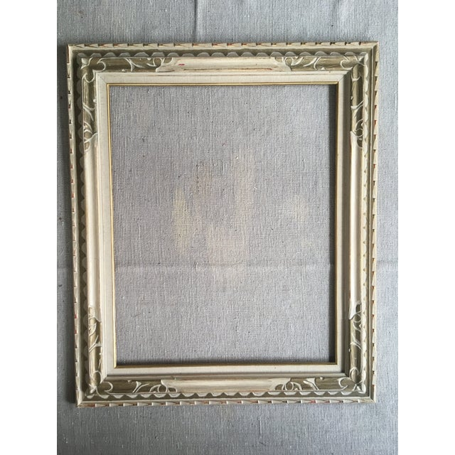 Large Midcentury Frame For Sale In Charleston - Image 6 of 9