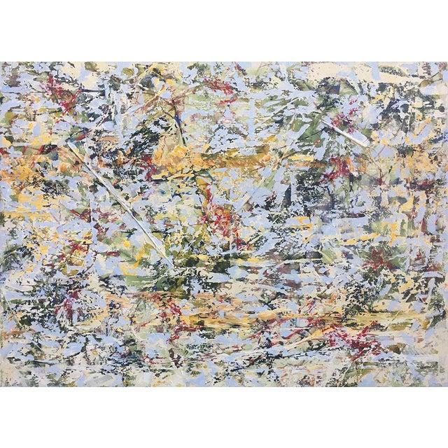 """David Skillicorn """"Della Terra 14-1"""" Painting For Sale"""