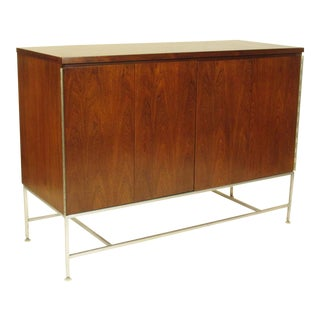 1950's Mid Century Walnut Server by Paul McCobb For Sale