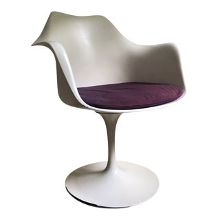 Vintage Eero Saarinen for Knoll Tulip Dining Chair