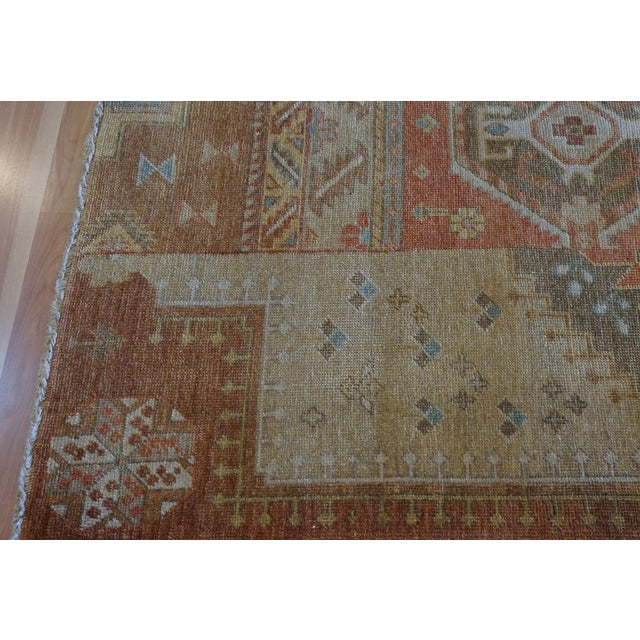 Indo Handmade Patchwork Rug - 8' x 10' For Sale - Image 5 of 6