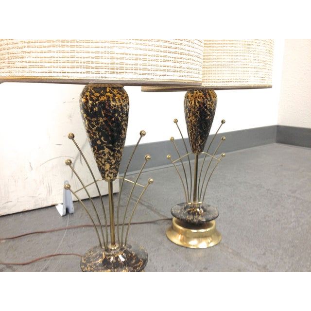 Art Deco Lamps - A Pair - Image 6 of 7