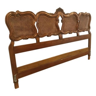 1950s John Widdicomb Vintage Headboard For Sale