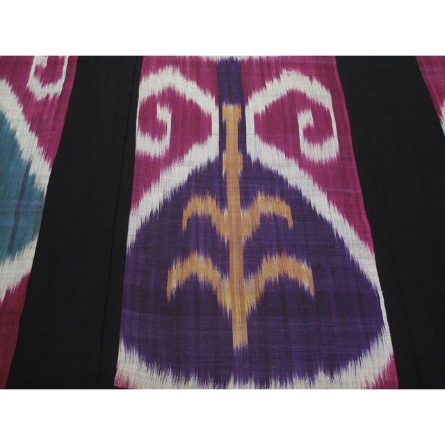 Early 20th Century Ikat Panels For Sale - Image 5 of 6