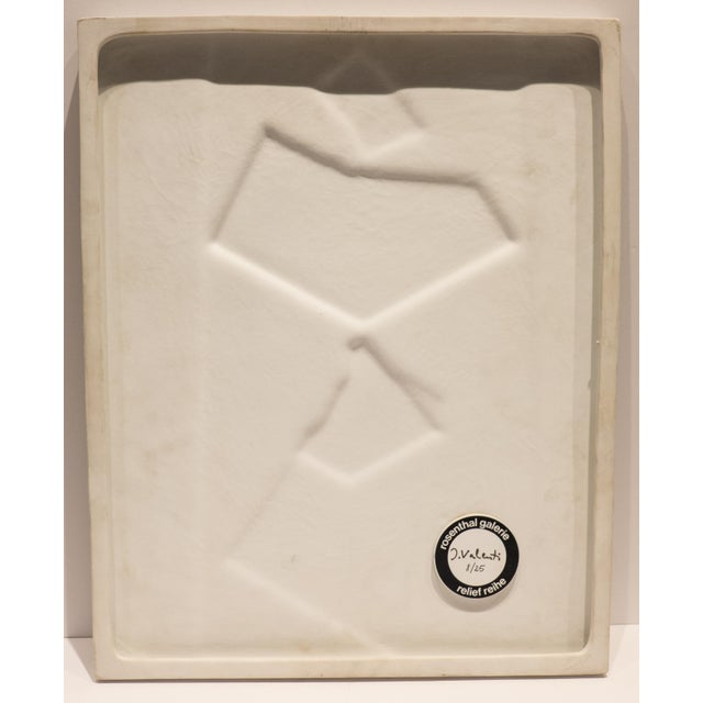 Ceramic Italo Valenti Wall Relief for Rosenthal For Sale - Image 7 of 9