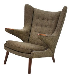 Image of Man Cave Wingback Chairs