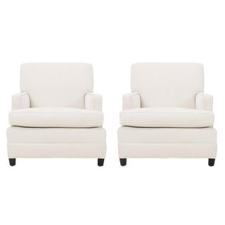 Pair of Edward Wormely Lounge Chairs For Sale