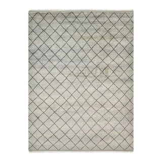 Clementine, Hand-Knotted Area Rug - 9 X 12 For Sale