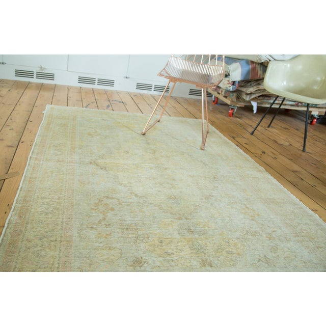 """Islamic Antique Kaisary Rug - 5' X 7'3"""" For Sale - Image 3 of 8"""
