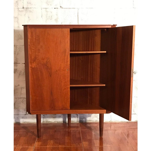 Mid Century Modern Corner Cabinet Another Beautiful Piece In Our Collection That Is A Must Have