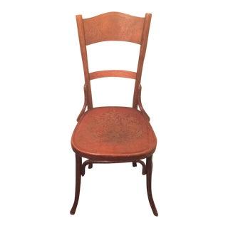 1900s Vintage Jacob & Josef Kohn Side Chair For Sale