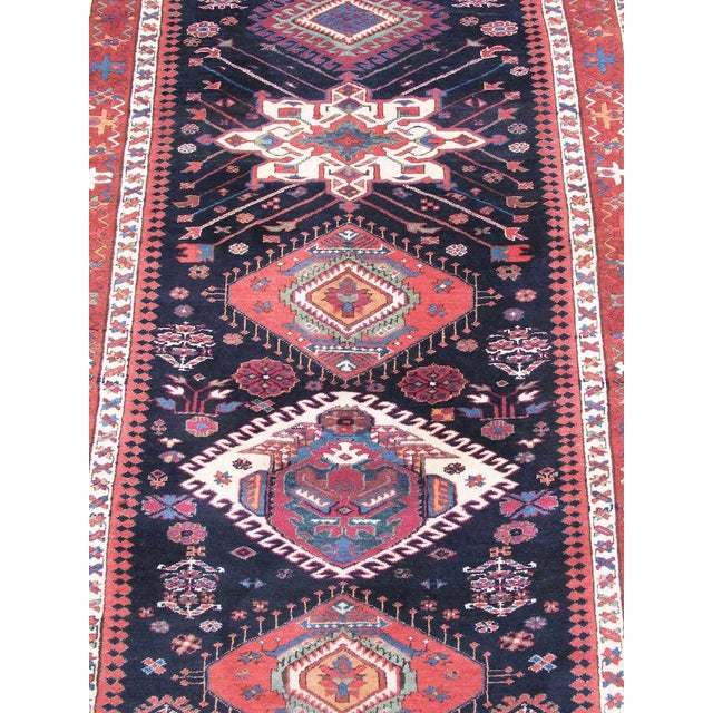 Traditional Karadagh Rug from Northwest Persia For Sale - Image 3 of 4