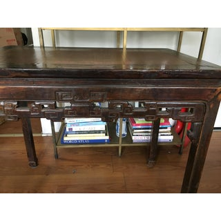 Antique Chinese Ming Wine Table Preview
