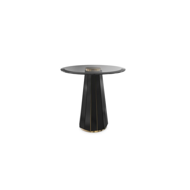 Modern Darian II Side Table From Covet Paris For Sale - Image 3 of 3