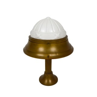 1930s Art Deco French Table Lamp For Sale