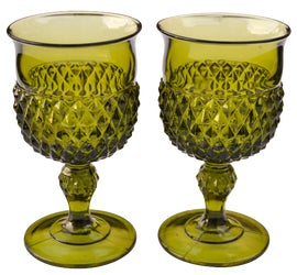 Image of American Cocktail Glasses