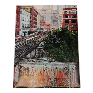 I Hear the Train a Comin' - Giclee Print