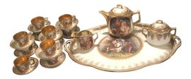 Image of Victorian Coffee and Tea Service