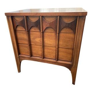 Kent Coffey Mid-Century Wood Nightstand For Sale