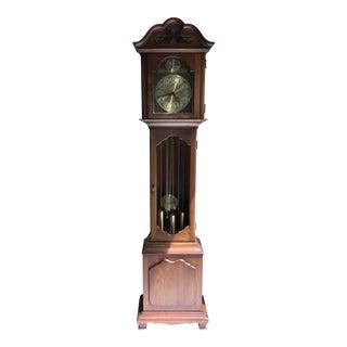 "Seth Thomas ""Tempus Fugit"" Grandfather Clock For Sale"