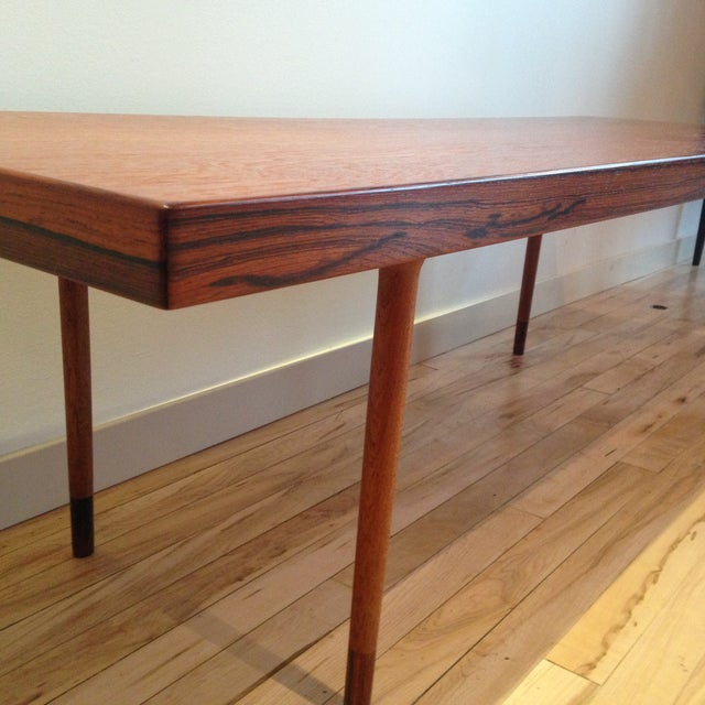 Danish Modern Coffee Table - Image 3 of 5