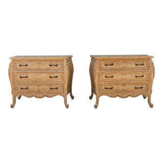 1990s French Chests of Drawers - a Pair For Sale