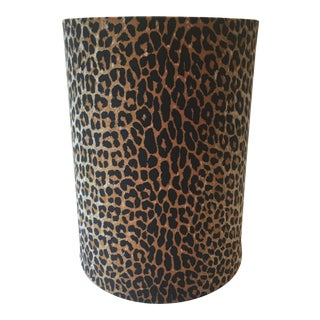 Leopard Fabric Lamp Shade