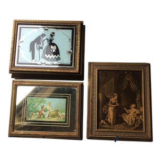 Parisian Jewelry Boxes For Sale