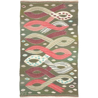 Mid 20th Century Swedish Wall Hanging For Sale