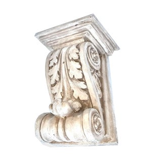 Neoclassical Empire Style Cast Stone Corbel For Sale