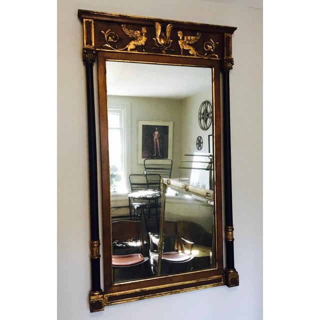 Friedman Brothers Regency Mirror For Sale In Chicago - Image 6 of 8